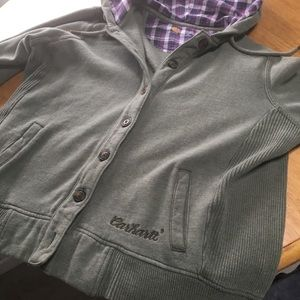Carhartt Button Up Hoodie - Awesome!